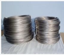 Titanium plate wire