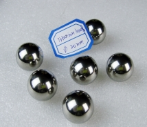 customized size 20mm titanium ball supply