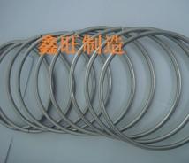 Diameter 5mm titanium ring